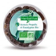 Bonbons propolis et eucalyptus - HerbaViva