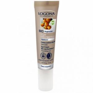 Crème contour des yeux âge protection - Logona
