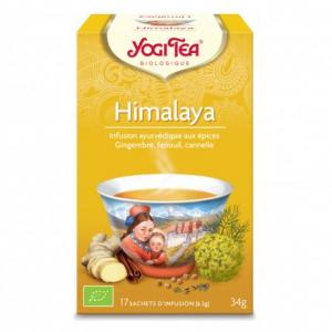 Yogi Tea Himalaya en sachets - Yogi Tea