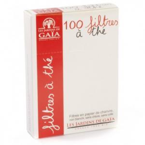 Filtre papier pour le thé - Les jardins de Gaïa