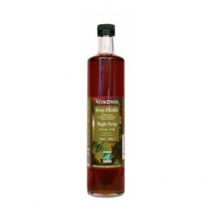 Sirop d'érable bio 750 ml - Nokomis