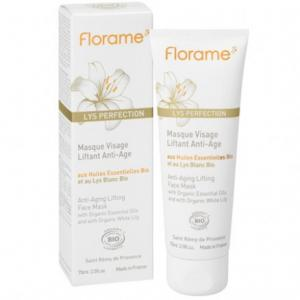 Masque Visage Liftant Anti-Age Lys Perfection - Florame