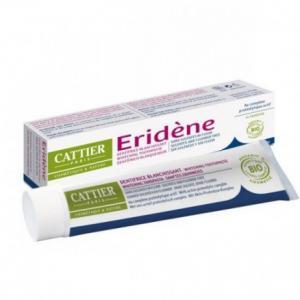 Eridène dentifrice dent blanche - Cattier