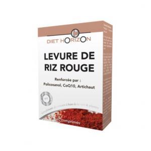 Levure de riz rouge - Diet Horizon