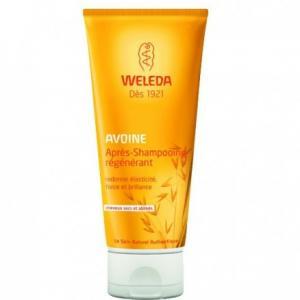 Après-shampooing régénérant à l'avoine - Weleda