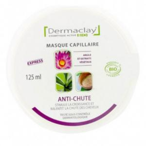 Masque capillaire anti-chute - Dermaclay