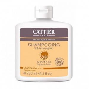 Shampooing usage fréquent soluté Yogourt - Cattier