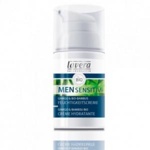 Crème hydratante Men sensitiv - Lavera