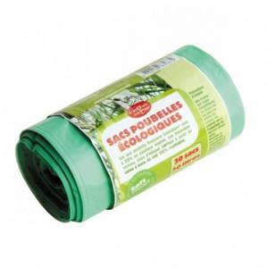 Sac poubelle écologique 30 l - La droguerie écologique