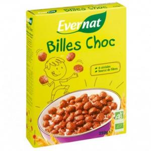 Céréales Billes Choc - Evernat