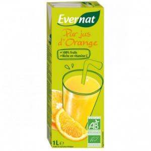 Pur jus d'Orange 1L - Evernat