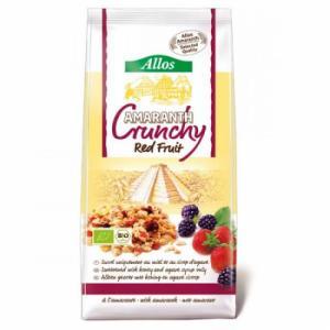 Crunchy Amaranth fruits rouges  - Allos