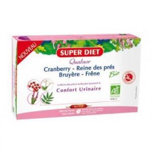 Quatuor Confort Urinaire - Super Diet