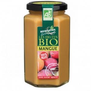 Spécialité aux fruits mangues sans sucres ajoutés - Les fruits bio