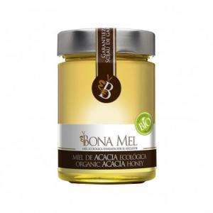 Miel d'Acacia Bio 500g - Bona Mel
