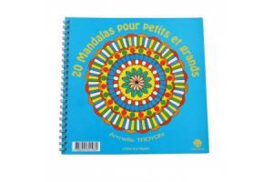 20 Mandalas pour petits et grands Coloriage