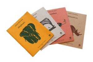 Assortiment de 4 Cahiers d'écolier