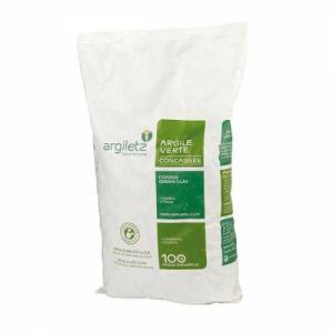 Argile verte concassée 3 kgs