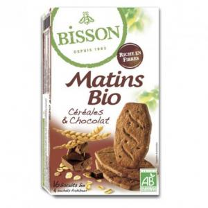 Matins Bio Céréales - Chocolat