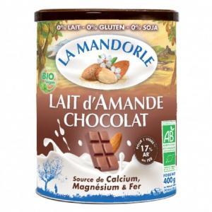 Lait en poudre Amande au chocolat