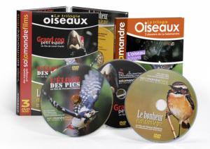 Coffret Oiseaux (comprend 3 DVD et le livre Oiseaux)