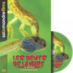 DVD Les dents de la mare