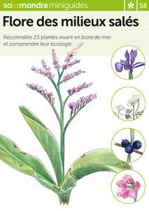 Miniguide 58 : Flore des milieux salés