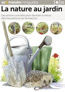 Miniguide 55 : La nature au jardin
