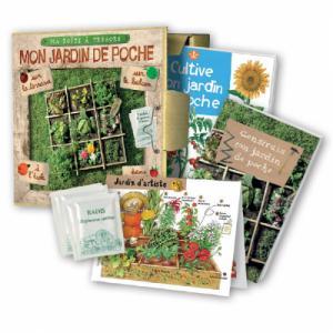 Boîte à trésors: Mon jardin de poche