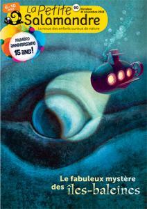 Le fabuleux mystère des îles-baleines (N°90)