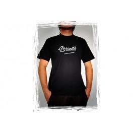 Tee-shirt A bientôt (avec le symbole anarchiste)