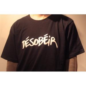 Tee-shirt Désobéir (Bio)