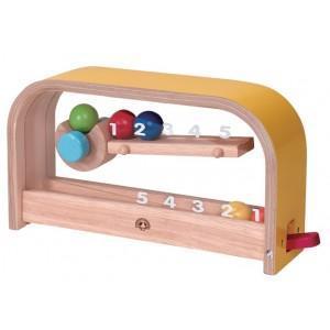 Boules à compter wonderworld - jouets en bois