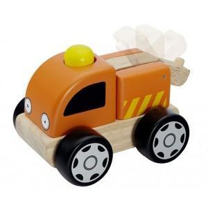 Camion dépanneuse wonderworld - jouets en bois