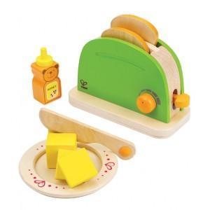 Dinette cuisine grille pain - jouets bio hape
