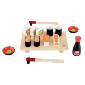 Dinette hape set sushi - jouets cuisine