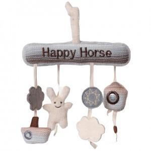 Mobile de hochets  cookies happy horse - doudou pour bébé