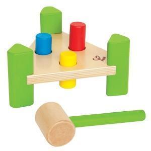 Mini banc à marteler - jouets hape