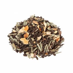 thé pu-erh agrumes ( boîte 120 g )