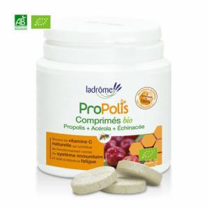 Propolis Acérola Echinacée bio - 40 comprimés
