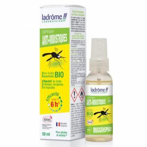 Spray d'été bio à la citronnelle 50ml