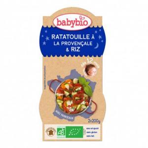 Bols Bonne Nuit Ratatouille Riz