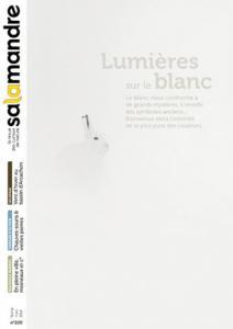 Lumières sur le blanc (N°220)