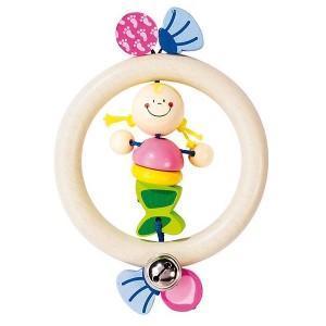 Heimess hochet anneau à agripper sirène - jouets bébé