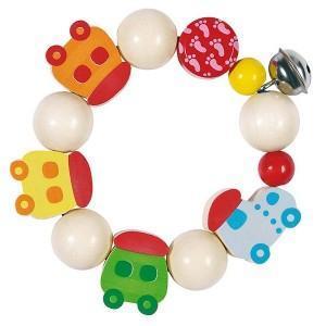 Hochet flexible  train ii heimess - jouets bébé