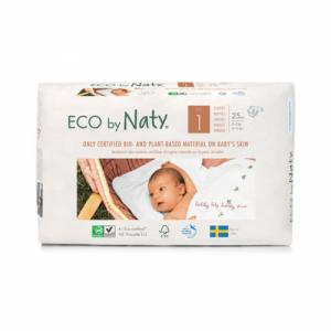 Couches Nature Babycare Taille 1