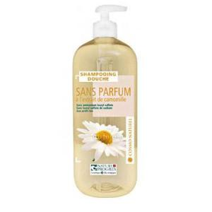 Shampooing douche sans parfum 1 L