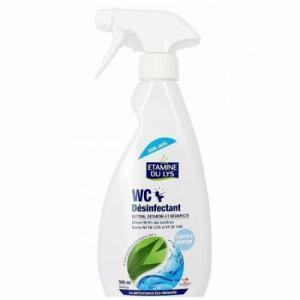 Spray désinfectant WC