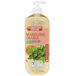 Shampooing Douche marjolaine orange