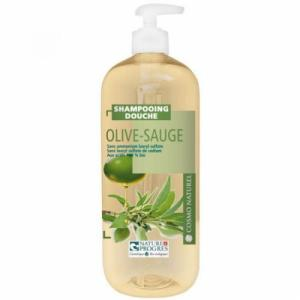 Shampooing douche Olive Sauge
